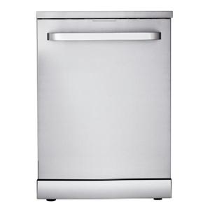 ماشین ظرفشویی 15069 کرال سفید و نقره ای