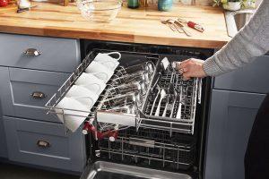 مصرف آب ماشین ظرفشویی